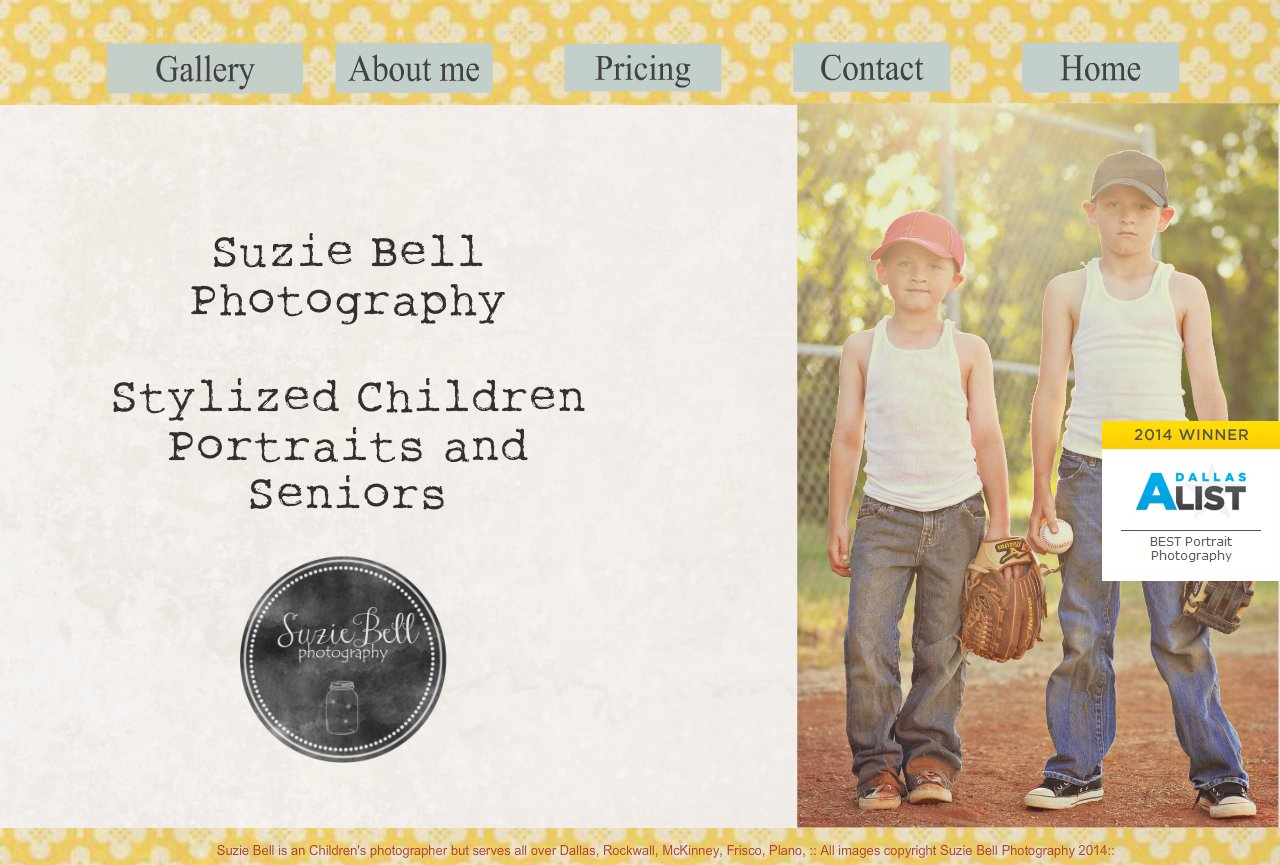 Suzie Bell | Dallas Child Photographer
