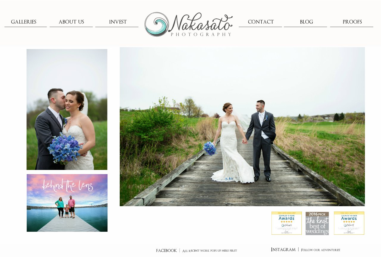 Milwaukee Wedding Photographers | Nakasato Photography | Destination Weddings