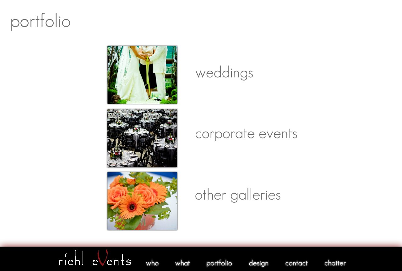 Riehl Events - Featured Events
