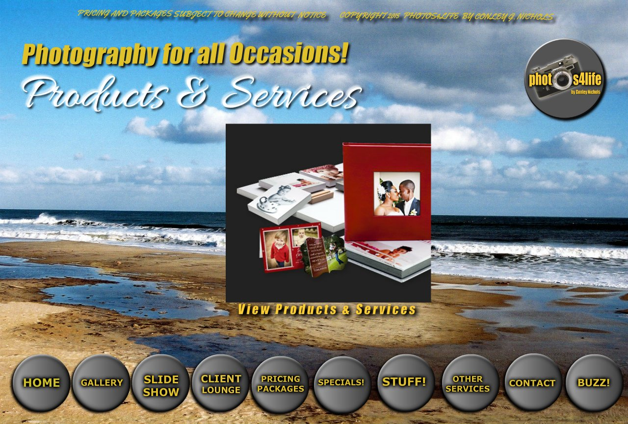 Catalog of Products & Services