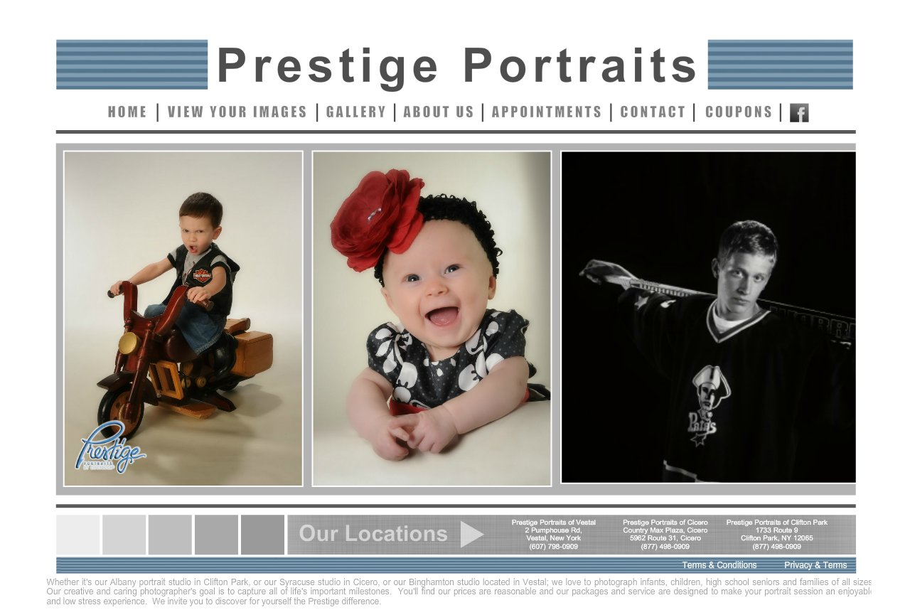 Prestige portraits coupon code