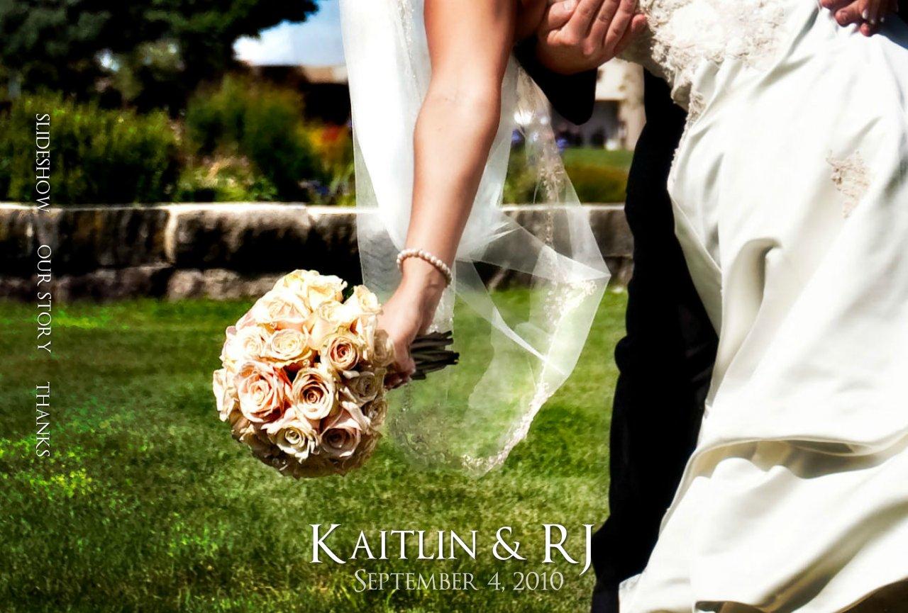Kaitlin & RJ Home