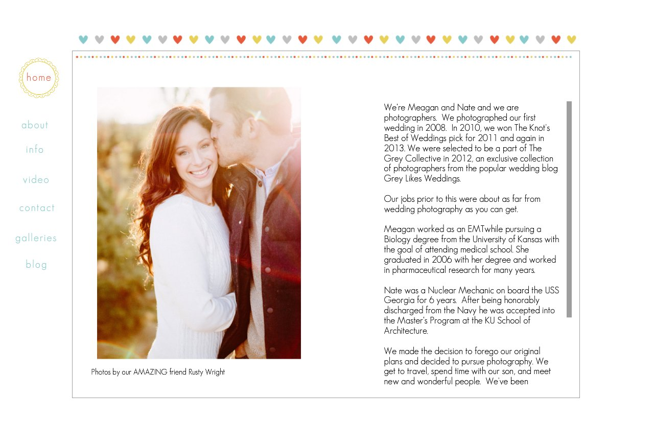 Kansas City Wedding Photographers Meagan and Nate About Us – Medical Collection Jobs