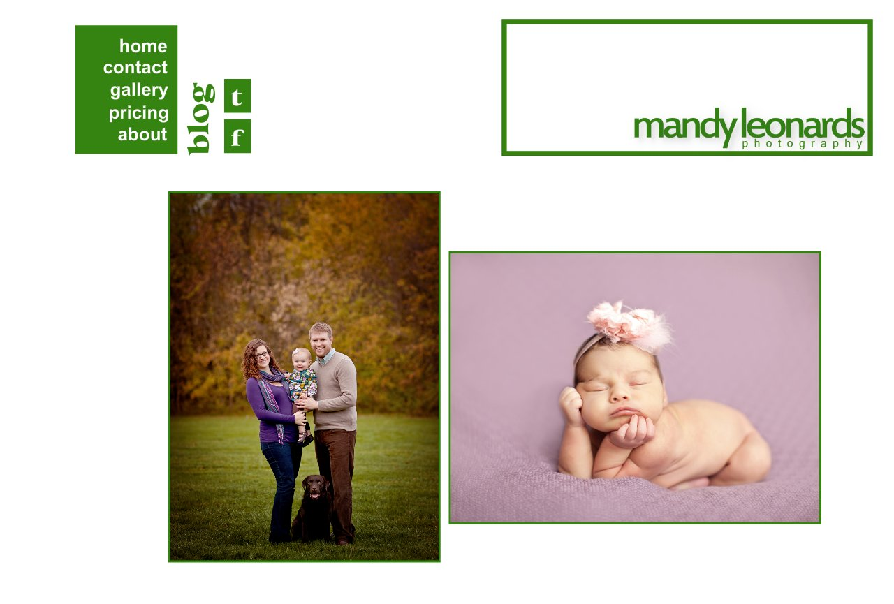 family baby gallery choice
