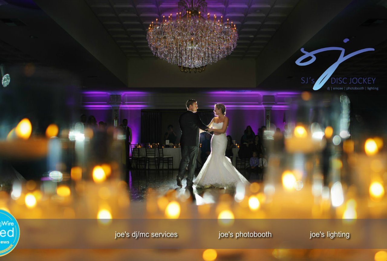 Sacramento Wedding Reception DJ