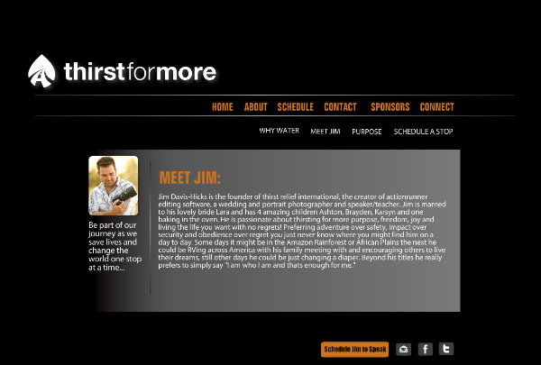 About - Meet Jim