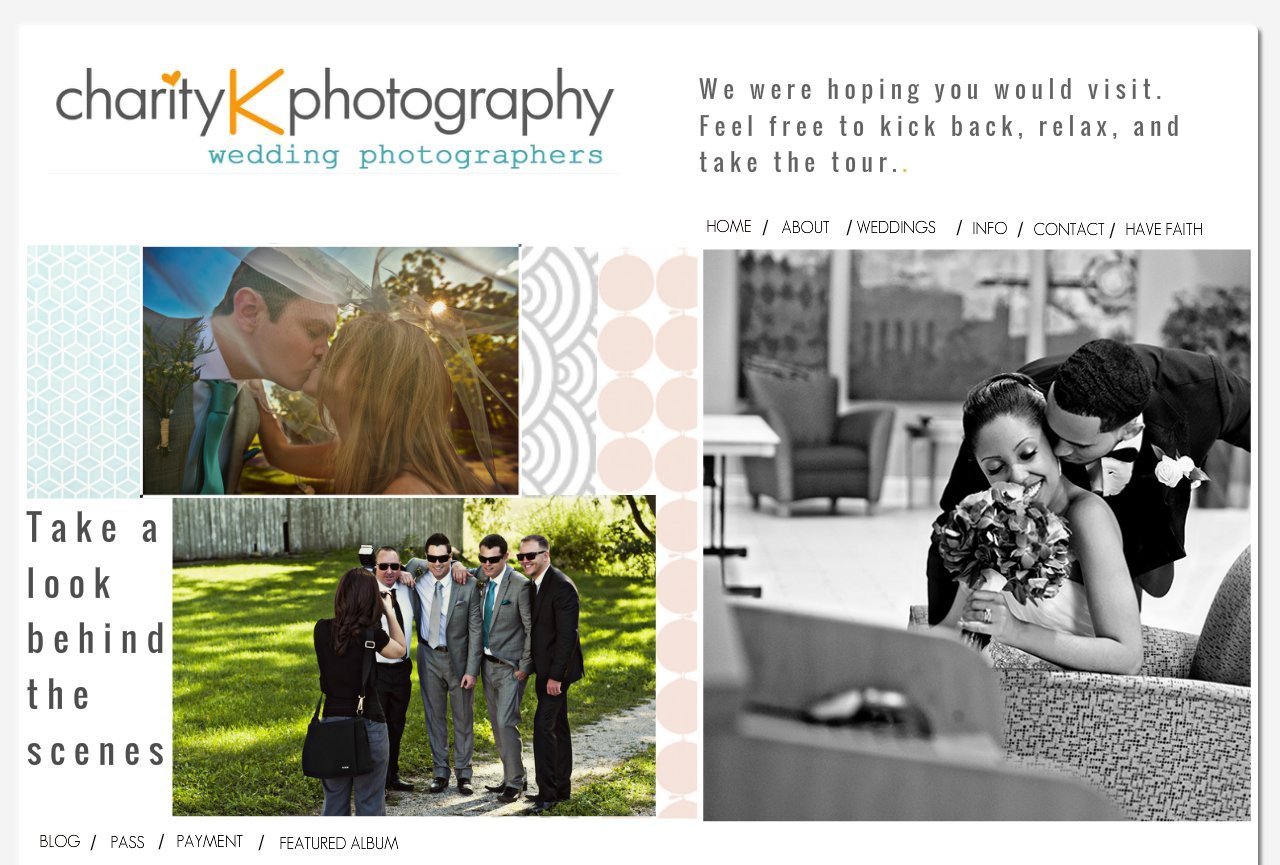 charity k photography - Dayton Ohio wedding photographer