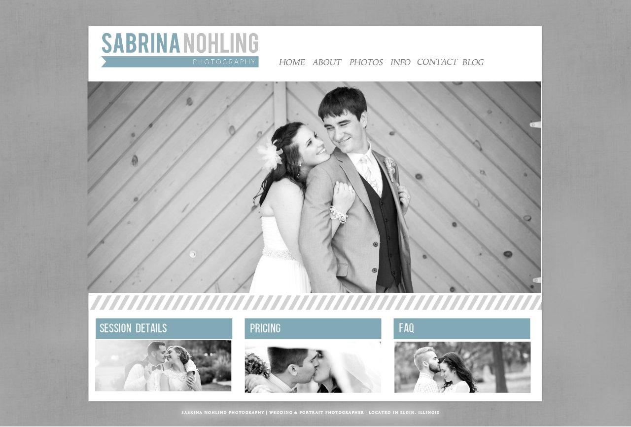 Sabrina Nohling Photography - INFO