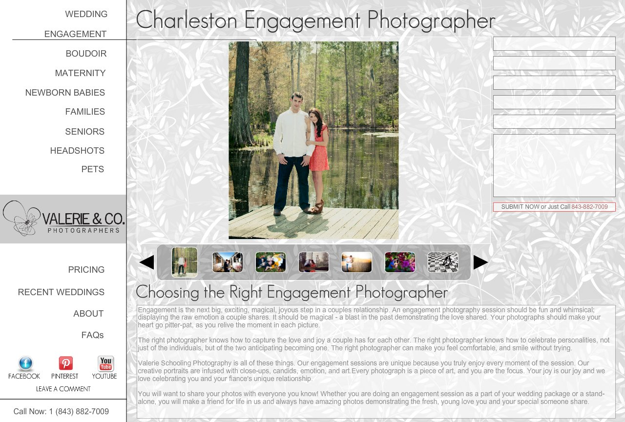 Charleston's Top Engagement Photographers | Even Husbands Approve