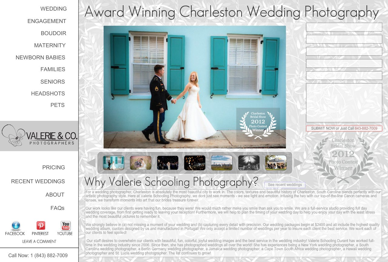 Charleston's Top Wedding Photographers | Photos That Match Your Dreams
