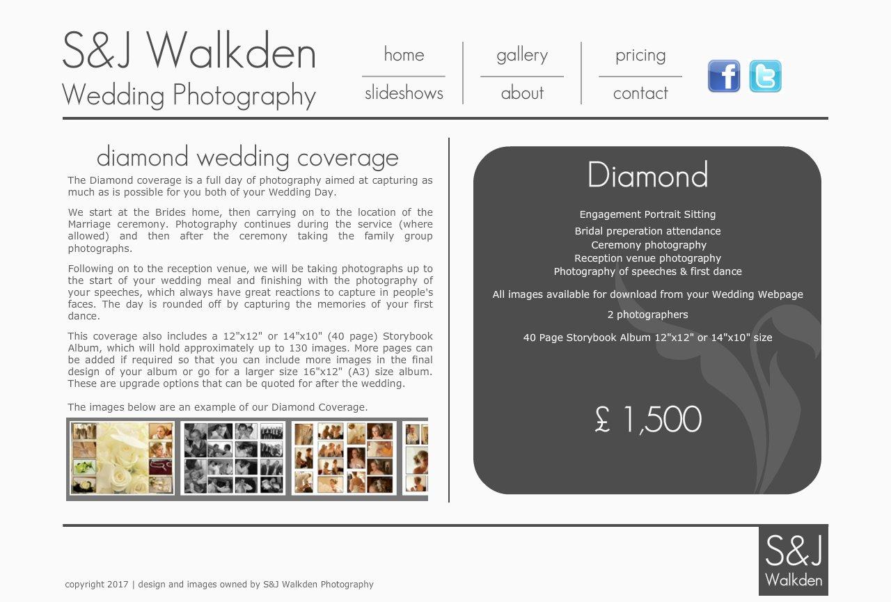 S J Walkden Photography