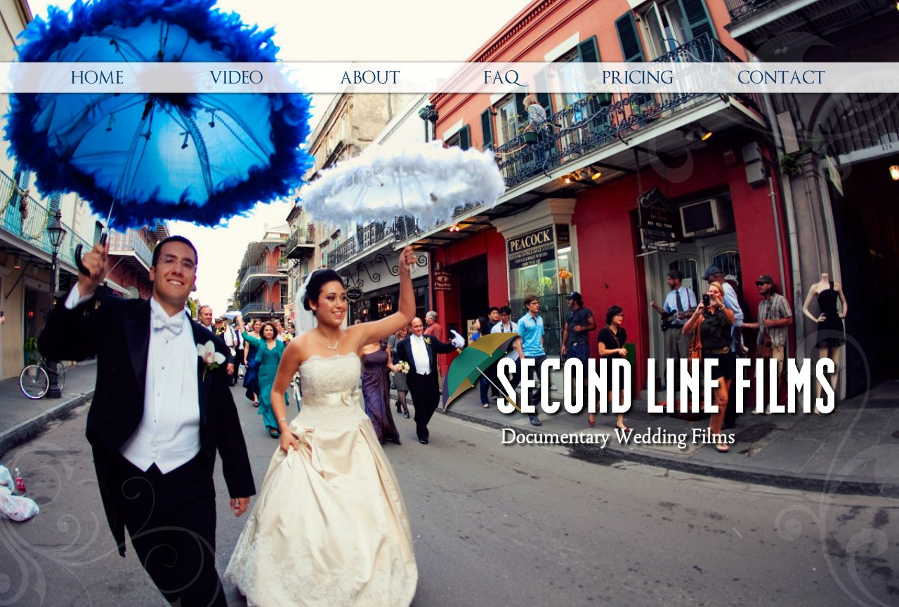 Home - SECOND LINE FILMS