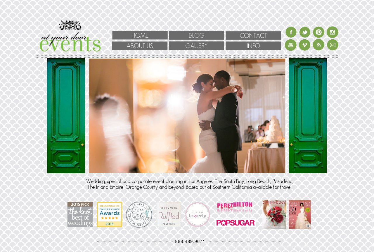Southern California Wedding Planners