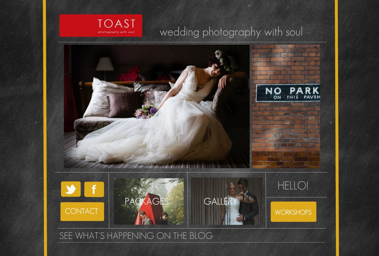 Toast of Leeds - Quirky, modern wedding photographer