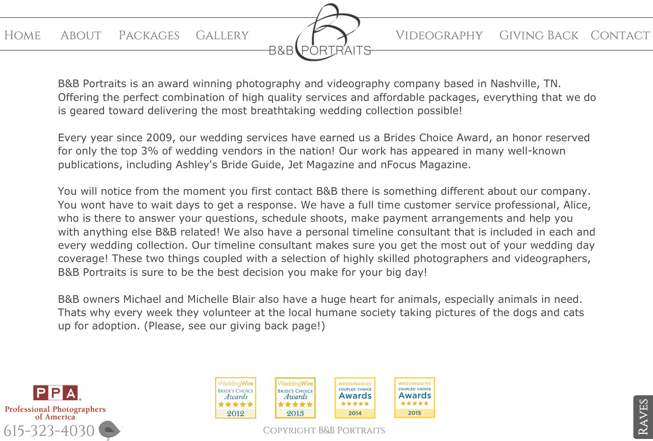 Wedding Photography in Nashville.