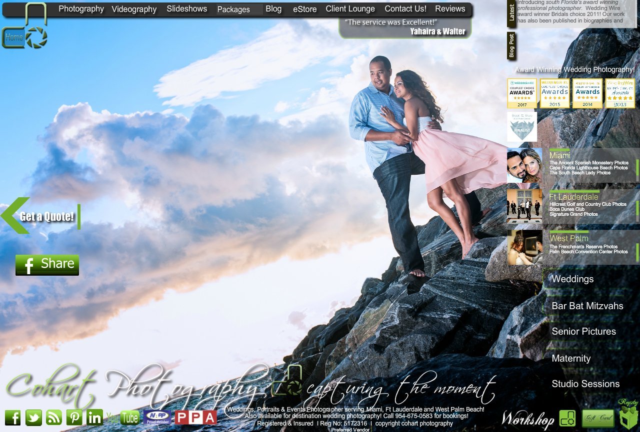 Weddings, Portraits & Events, Miami, Ft Lauderdale & West Palm, Miami Wedding Photographer, Broward, Dade & Palm Beach