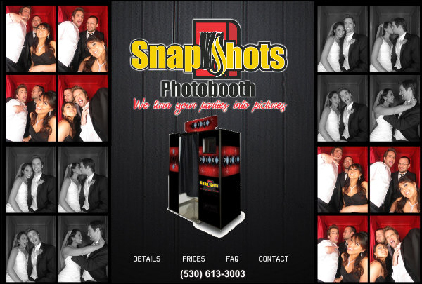 Grass Valley Photobooth Rentals