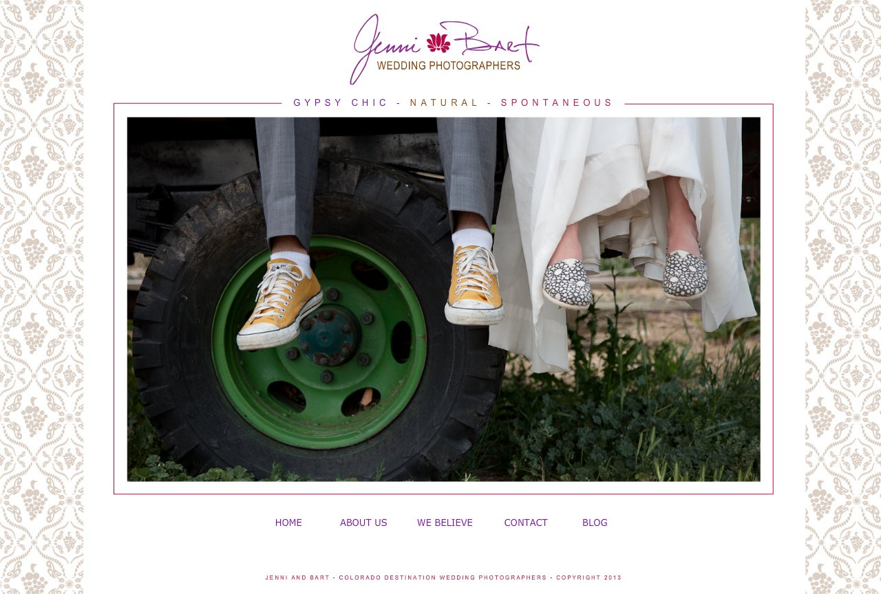 Colorado Destination Wedding Photographers - Gypsy Chic | Natural | Spontaneous