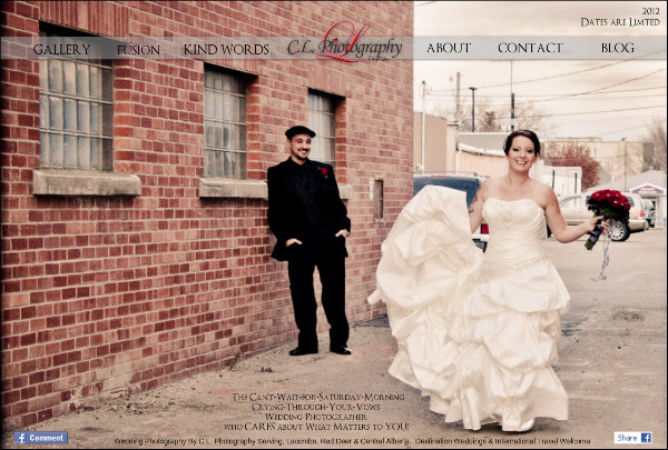 Red Deer + Alberta Wedding Photographer | CL Photography