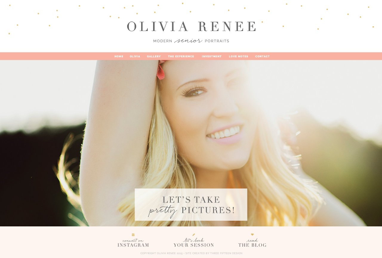 Portland Senior Portraits | Lake Oswego Senior Portraits | Olivia Renee Photography | Boutique Senior Portraits | Home