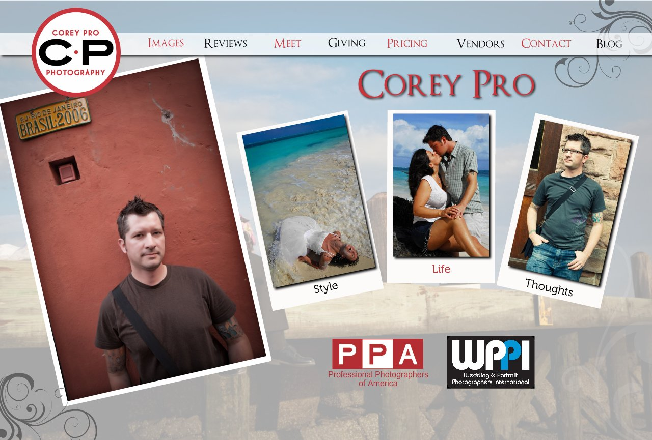 About Corey Pro Photography