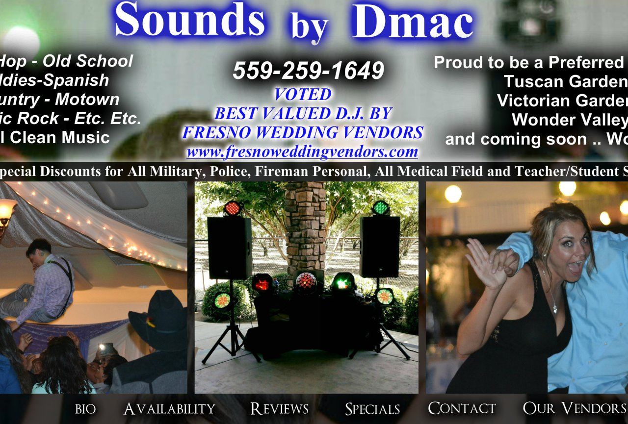 Fresno Dj, wedding services special events, DJ. in fresno, Party DJ Wedding DJ Fresno CA - Fresno Wedding DJ, Fresno Wedding DJs