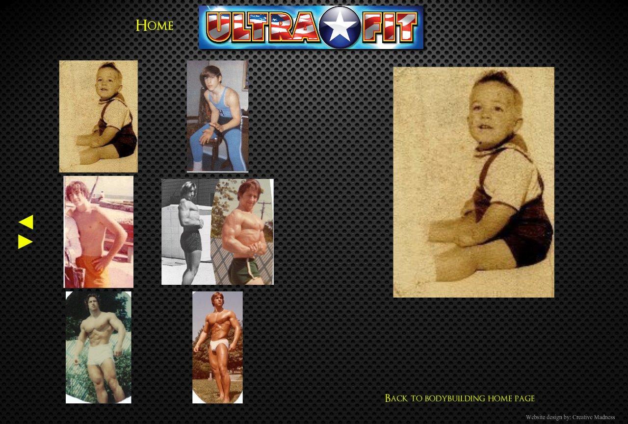 John Defendis Bodybuilding photos