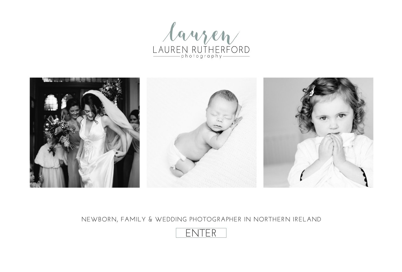 Northern Ireland Newborn, Family and Wedding Photographer