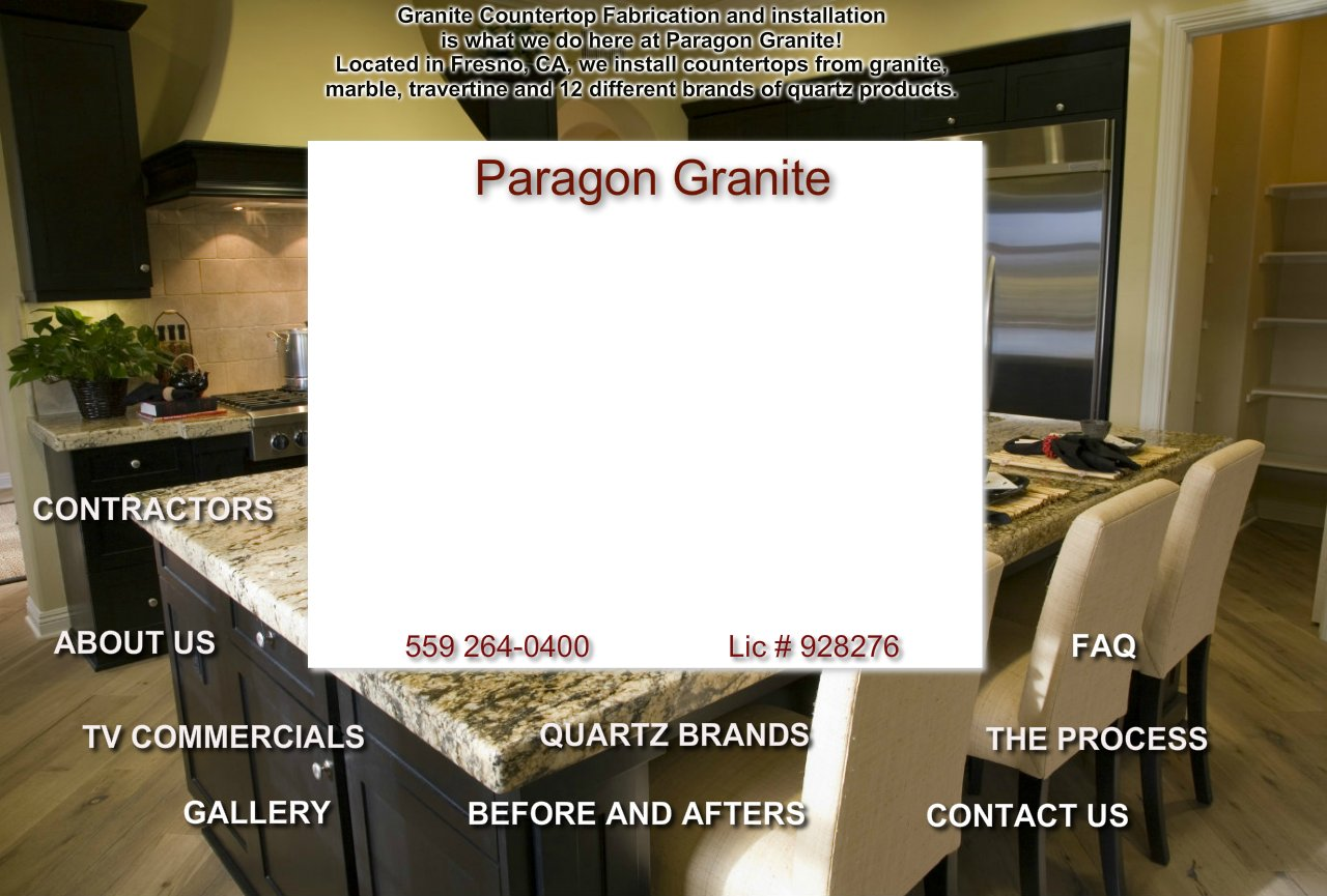 Fresno countertops, Fresno granite countertops, Paragon Granite, Fresno Marble, Granite Fresno