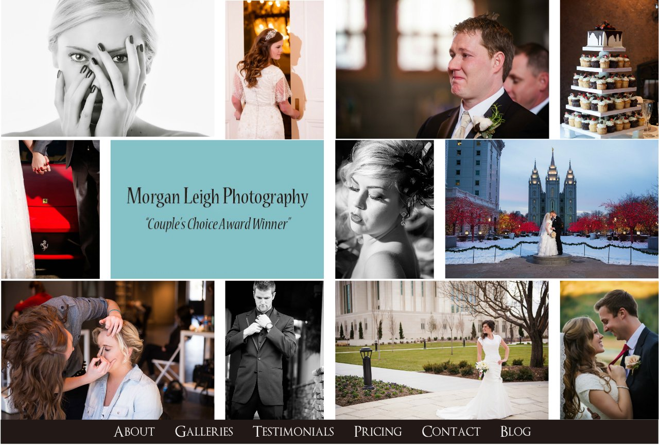 Salt Lake City Wedding Photographer | Engagement Photographer Utah