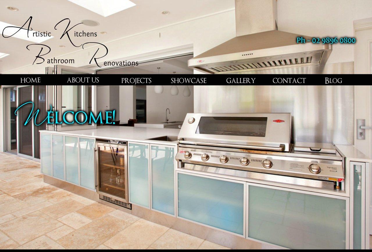 Kitchen bathroom renovation sydney home for Kitchen remodelling sydney