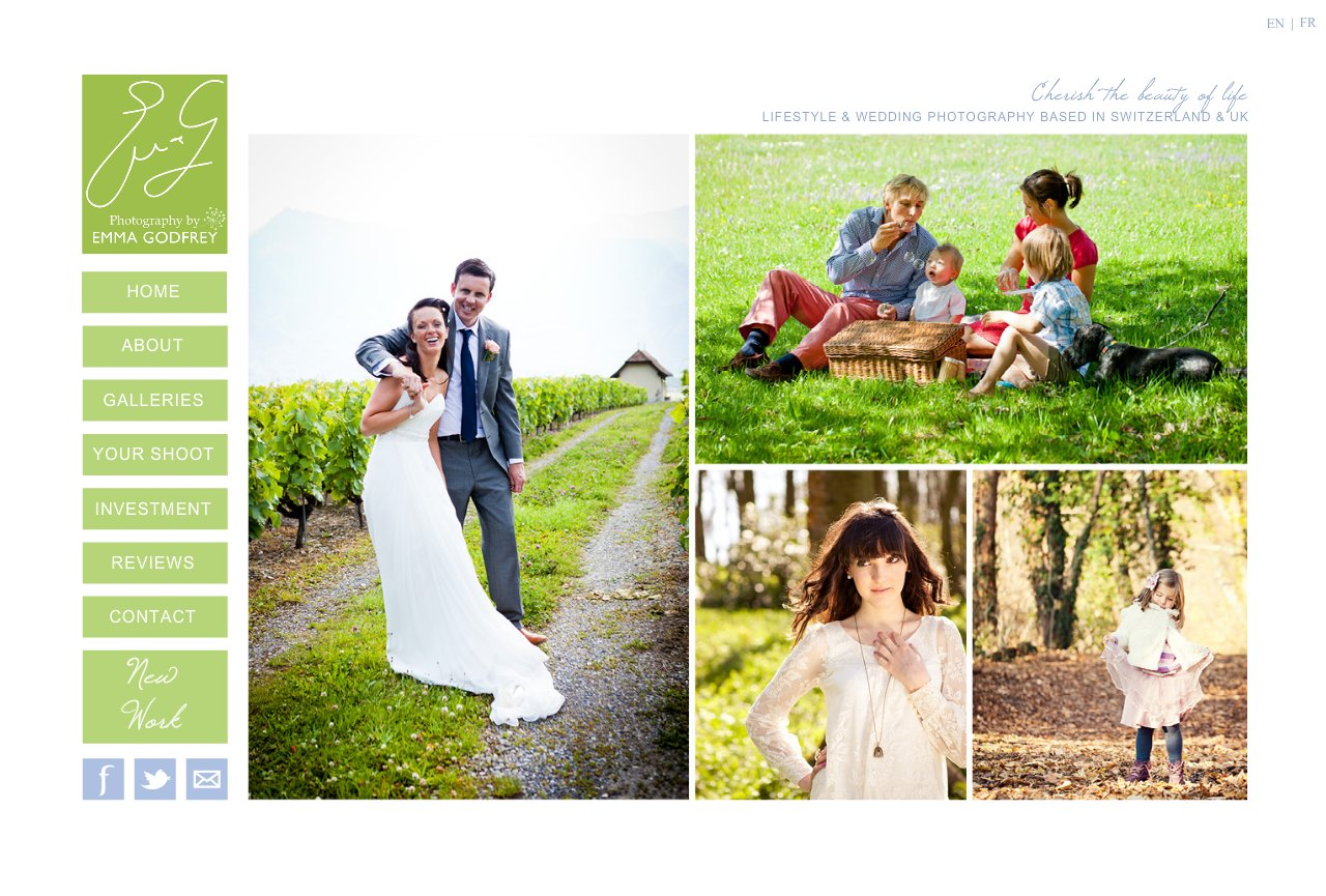 Creative, natural photography for weddings and families | Switzerland | UK