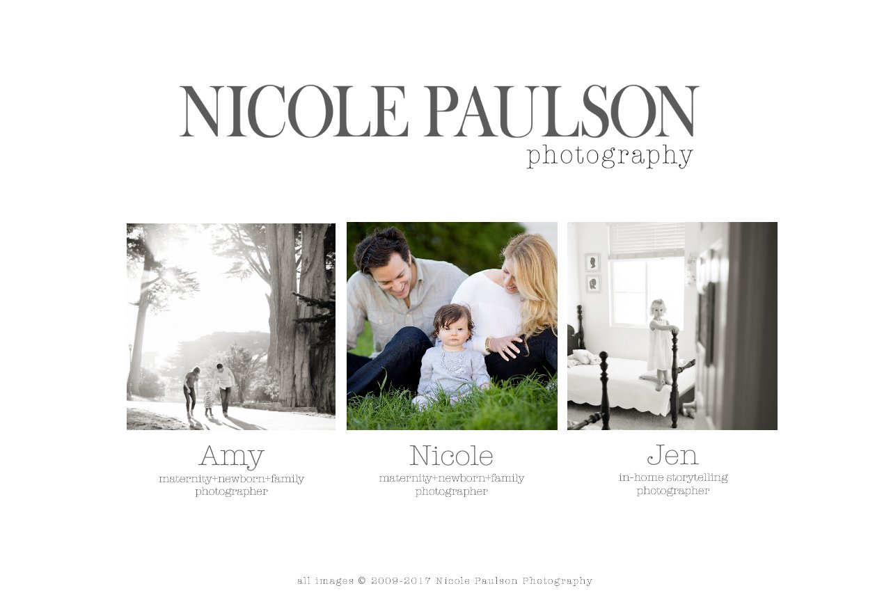 San Francisco Bay Area wedding and family photographer