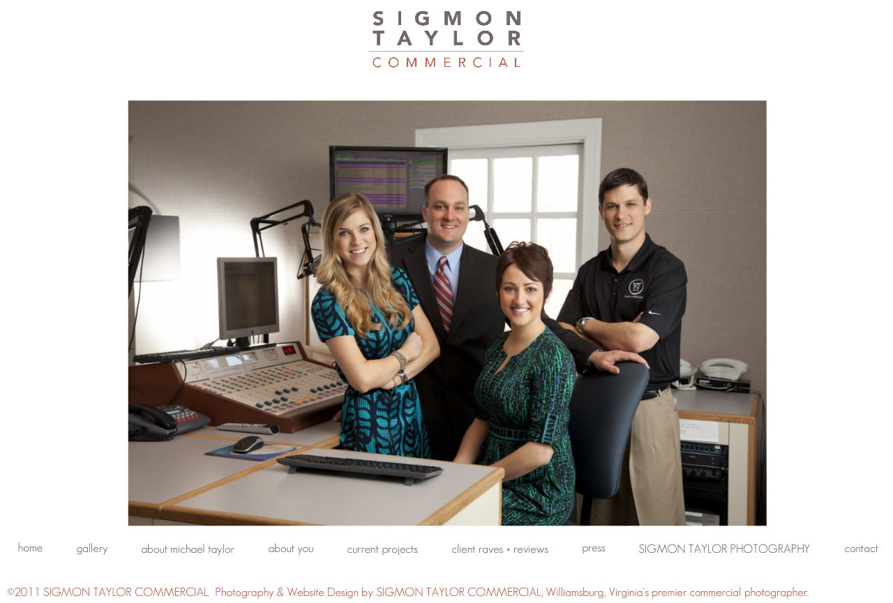 Sigmon Taylor Commercial Photography