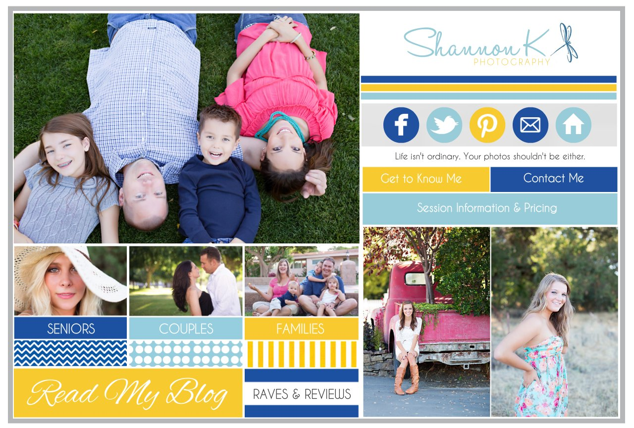 Gilbert  Arizona Family Photography - Shannon K. Photography