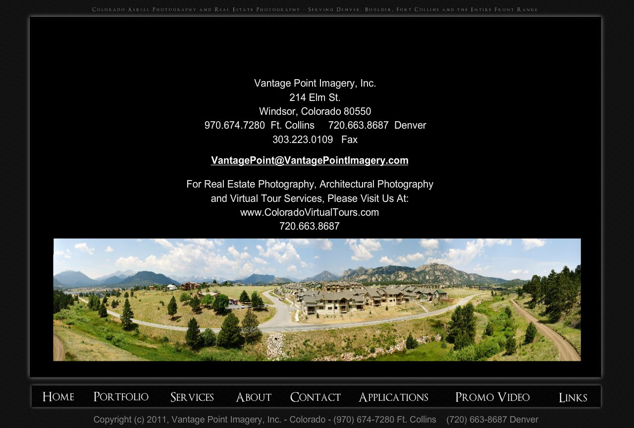 Contact Vantage Point Imagery