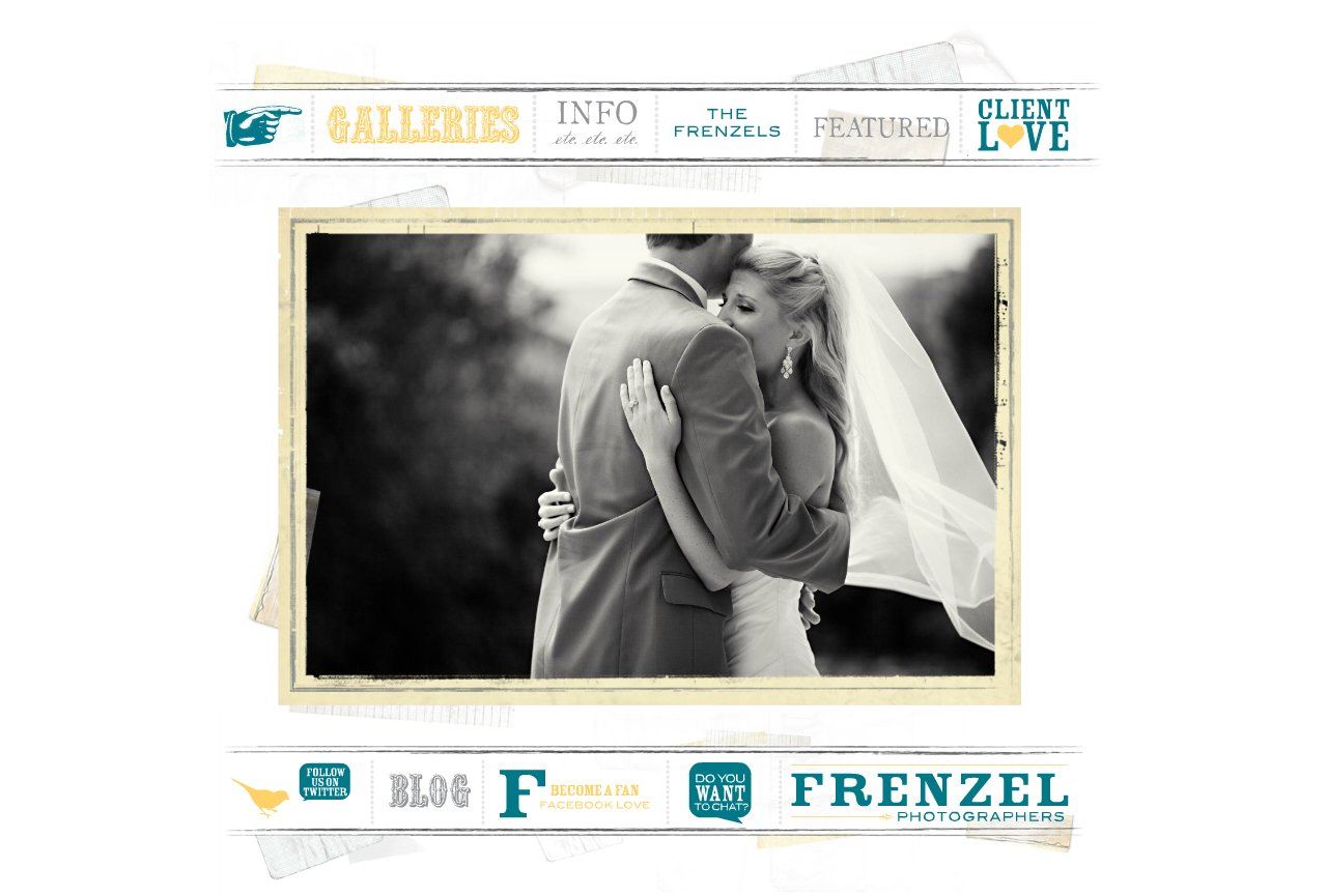 Frenzel Photographers-Husband & Wife Wedding Photography-Orange County & Nashville