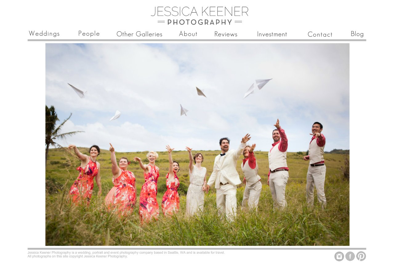 Jessica Keener Photography Home