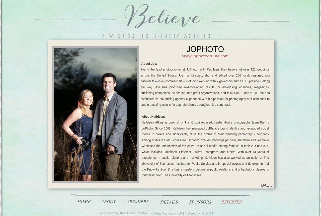 Joe & Kathleen