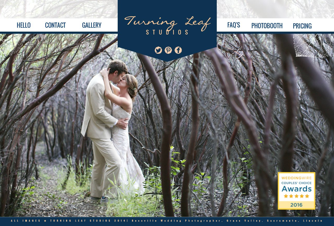 Home - Roseville Wedding Photographer