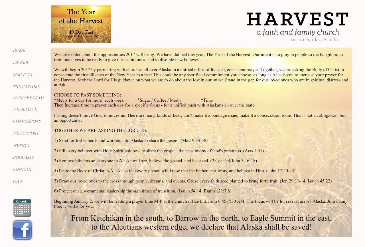 Harvest Church - Harvest Church Fairbanks, Alaska
