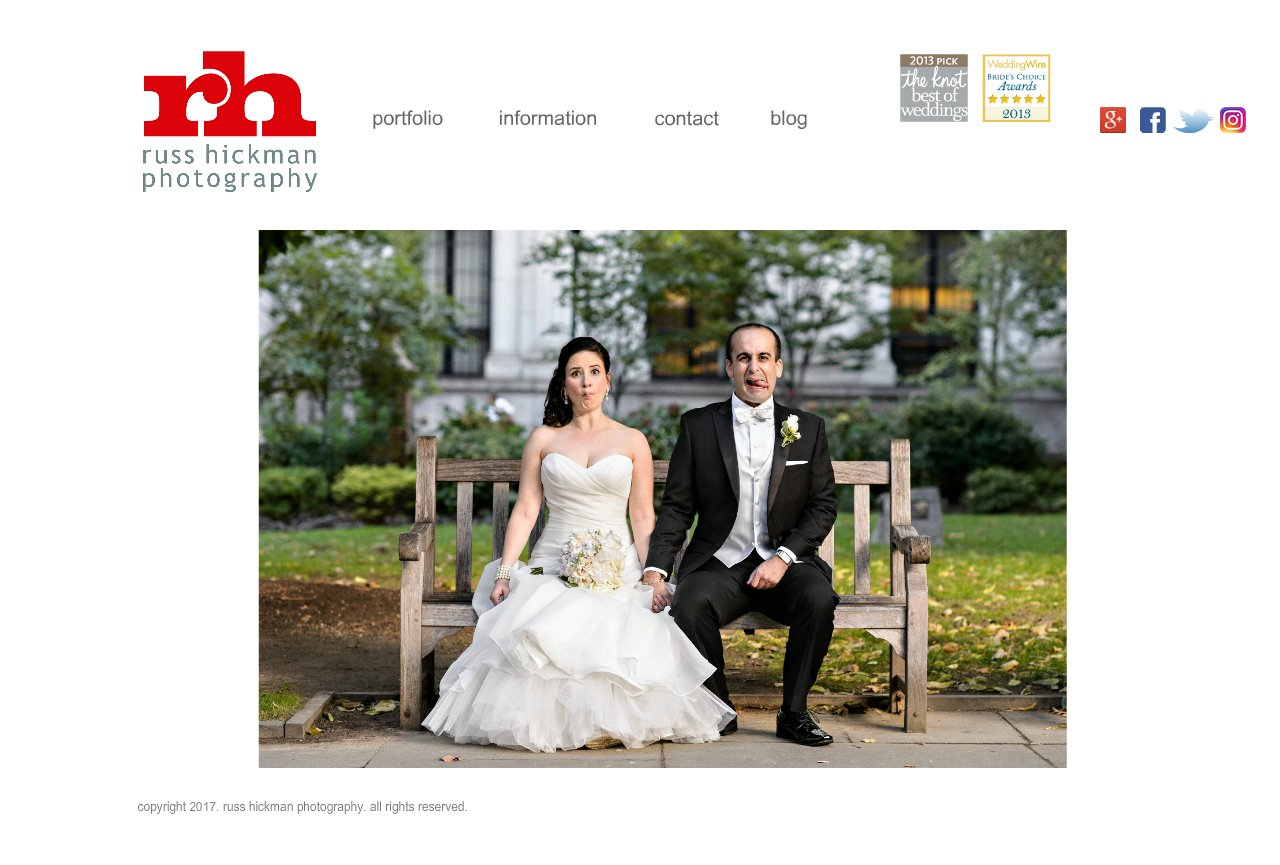 Philadephia Wedding Photographer - Russ Hickman Photography