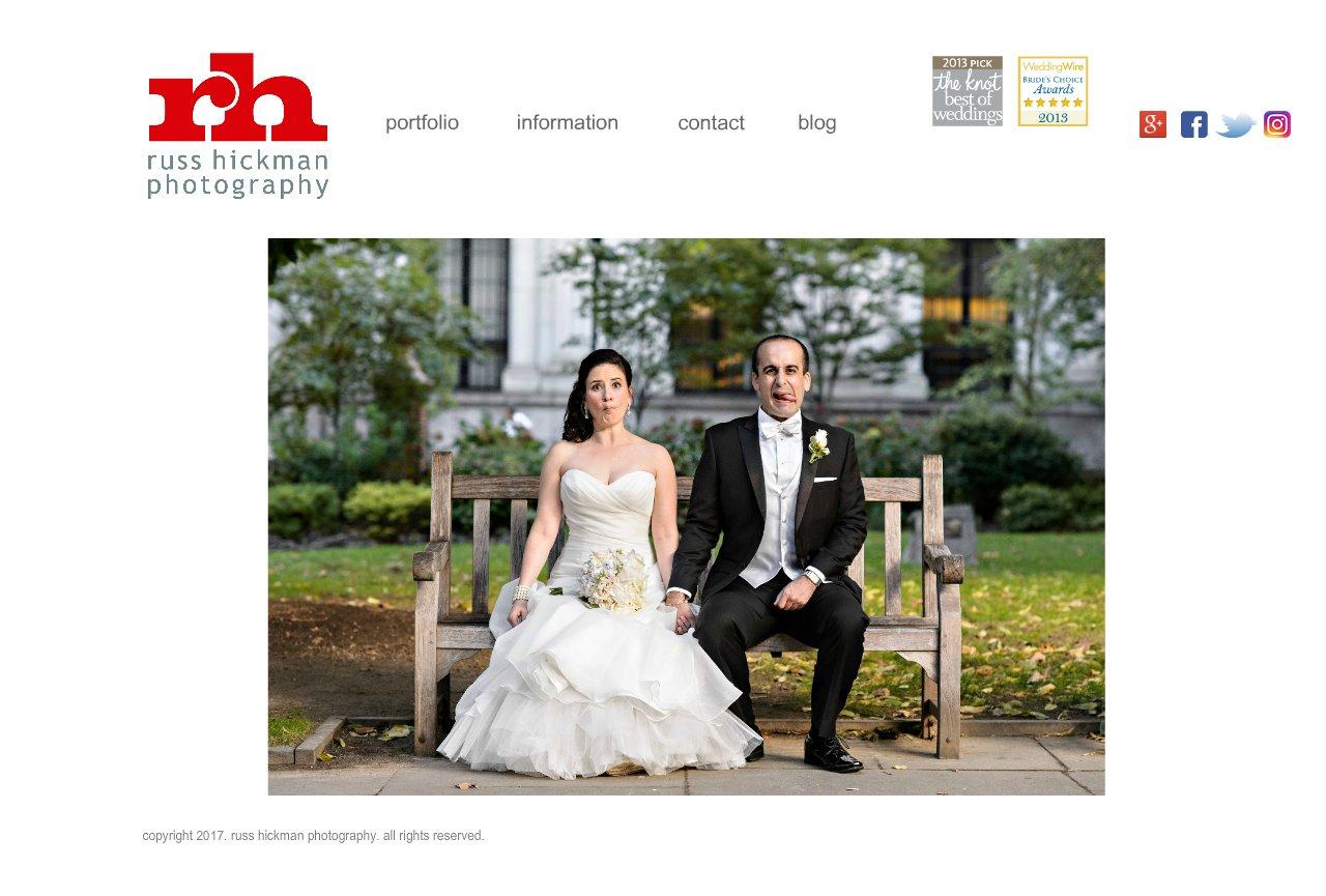 Philadephia Wedding Photographer - Russ Hickman Photography