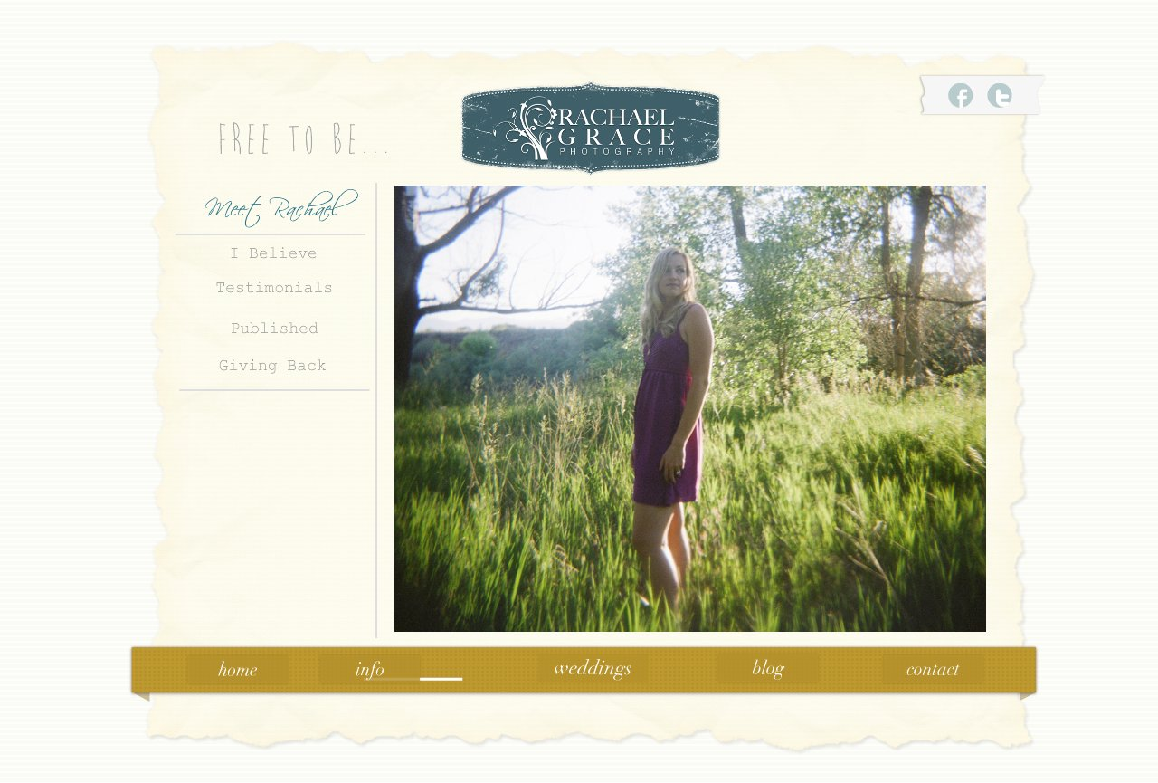 Discover Rachael Grace Photography