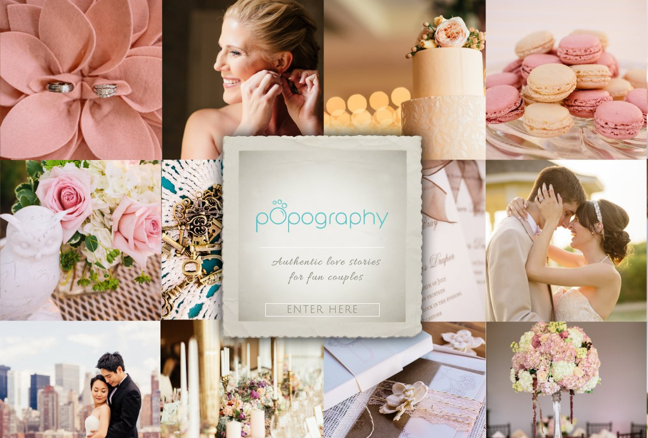 HOME- POPography - New Jersey Wedding Photographer