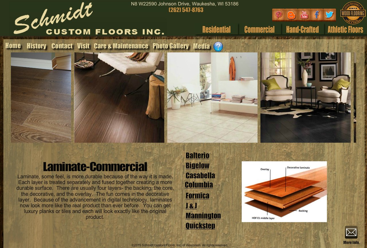 Laminate-Commercial
