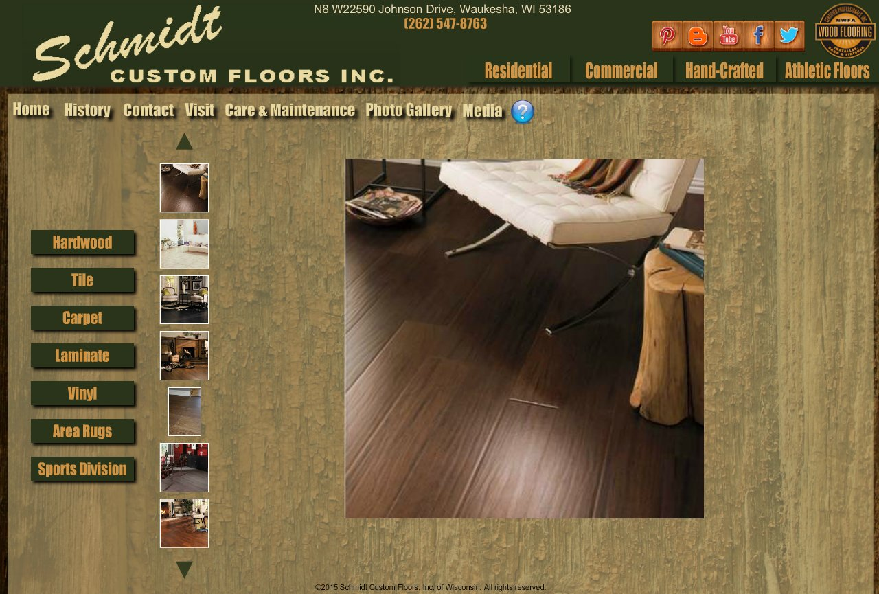 Laminate Photo Gallery