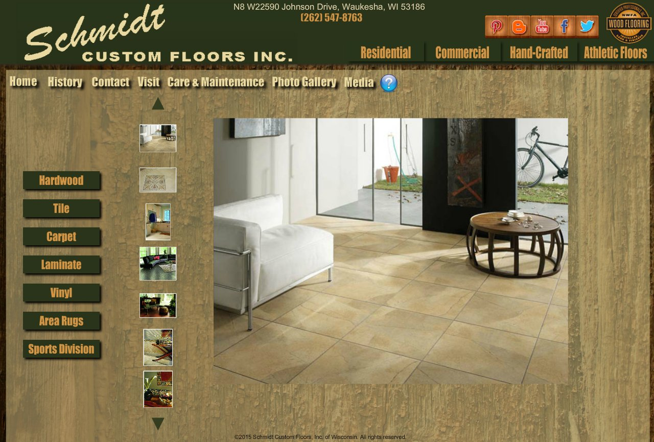 Tile Photo Gallery