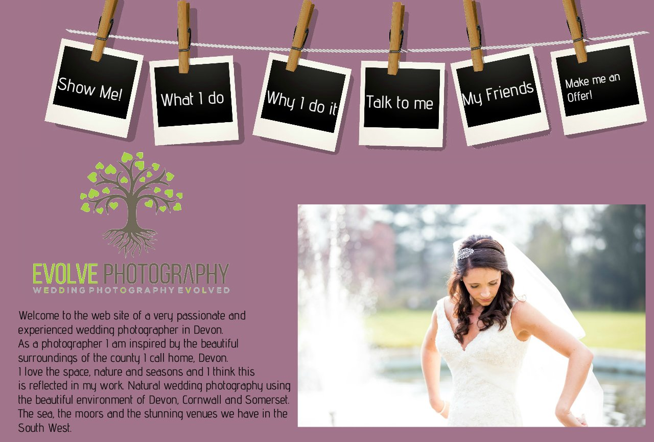 Wedding Photographer in Devon