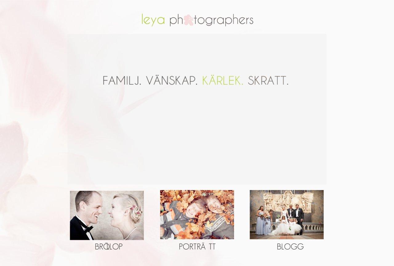 Bröllopsfotograf, Porträttfotograf och Barnfotograf i Stockholm och Sverige